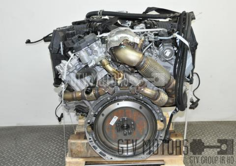 MB S-CLASS S350 BlueTEC 190kW 2017 COMPLETE ENGINE OM642.861