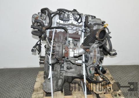 LEXUS IS 220d 130kW 2009 COMPLETE ENGINE 2AD-FHV