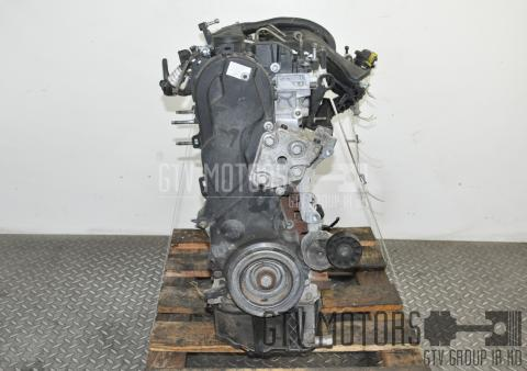 PEUGEOT 407 2.0HDi 100kW 2007 ENGINE RHR (DW10BTED4)