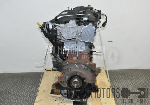 FORD MONDEO 2.0TDCi 103kW 2009 ENGINE QXBA