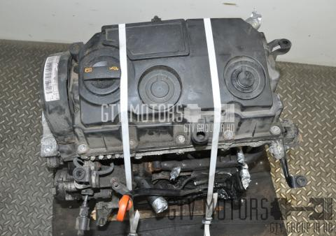 VW TOURAN 1.9TDI 77kw 2009 ENGINE BLS