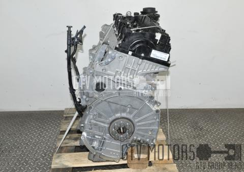 BMW X3 xDrive 35d 230kW 2016 ENGINE N57D30B