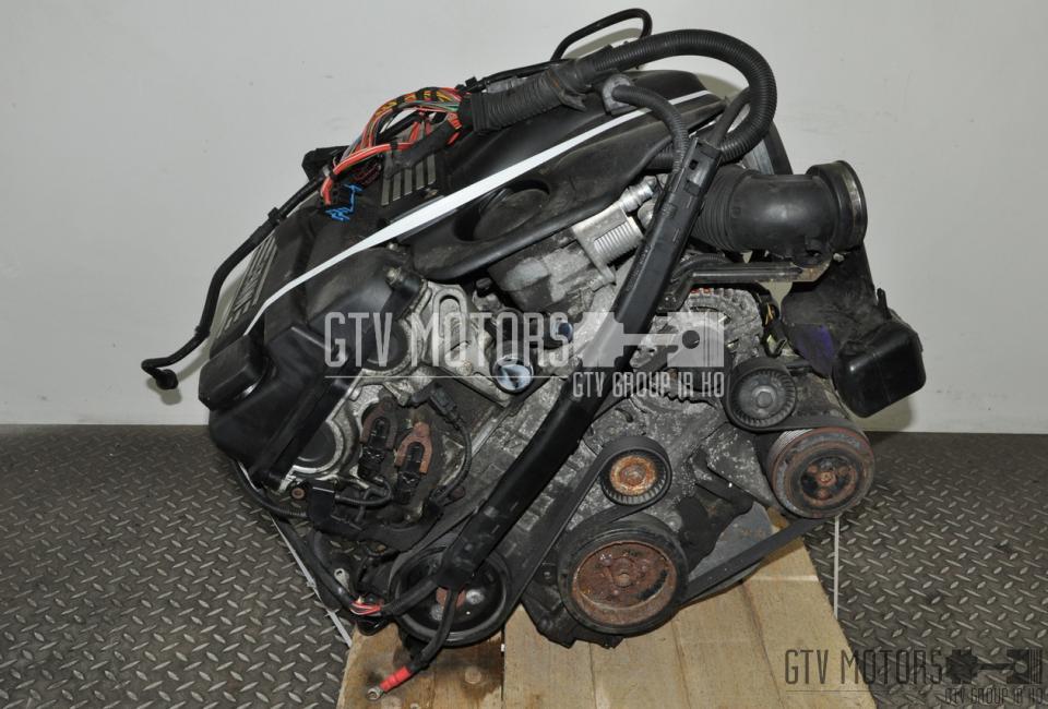 bmw 320i e90 110kw 2005 engine n46b20a gtv motors used. Black Bedroom Furniture Sets. Home Design Ideas
