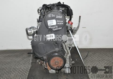 VOLVO XC90 I 2.4 D5 136kW 2008 ENGINE D5244T4