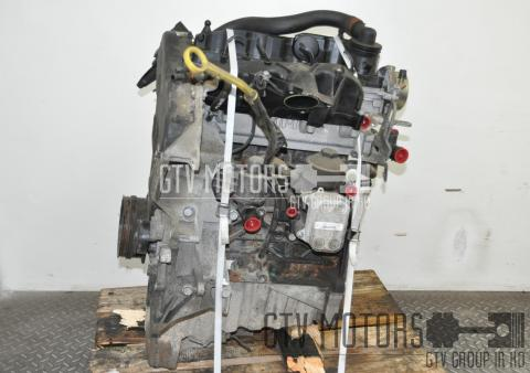 VW CRAFTER 2.0TDI 80kW 2014 ENGINE CKTB CKT