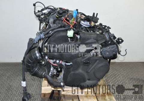 BMW 520D 140kW 2016 COMPLETE ENGINE B47D20A
