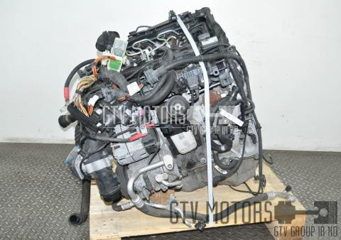 BMW 3 F30 F80 320d 135kW 2013 COMPLETE ENGINE N47D20C