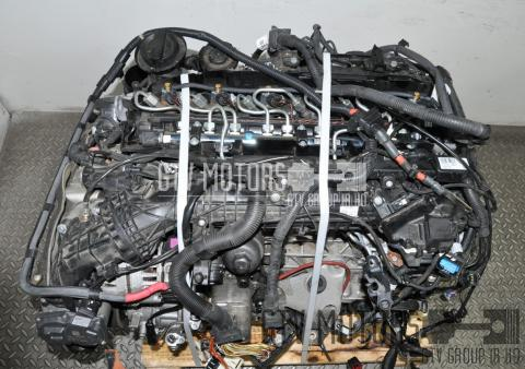 BMW 5 F10 530d 190kW 2015 COMPLETE ENGINE N57D30A