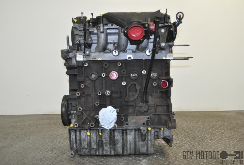 Ford Mondeo  Mk4  2 0 Tdci 103kw 2007 Engine Qxba