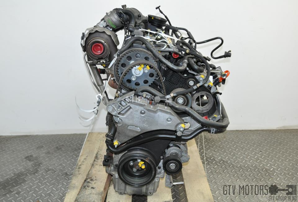 Vw Passat B7 2 0tdi 2012 125kw Engine Cfgb