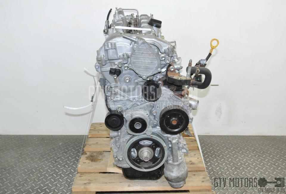 Toyota Rav 4 2 2d 4d 4wd 110kw 2011 Engine 2ad Ftv