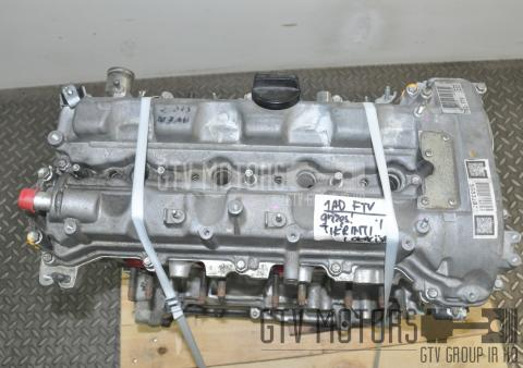 TOYOTA AVENSIS 2.0 D-4D 2007 93kW ENGINE 1AD-FTV